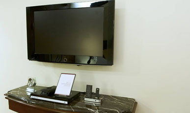 Office Flat Panel TV